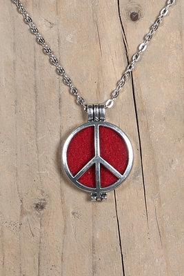 Halo ketting Peace